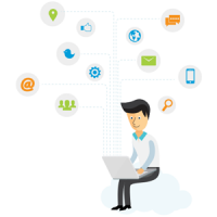 Productafbeelding Loopbaanopdracht Breng je netwerk in kaart